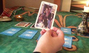 Бесплатное карточное онлайн гадание «На судьбу»